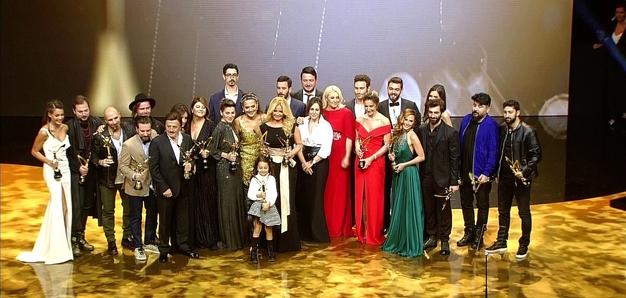 The Most Stylish Award Ceremony of 2016: Altın Kelebek ...