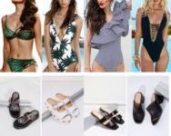 Mayo & Bikini & Bayan Ayakkabı